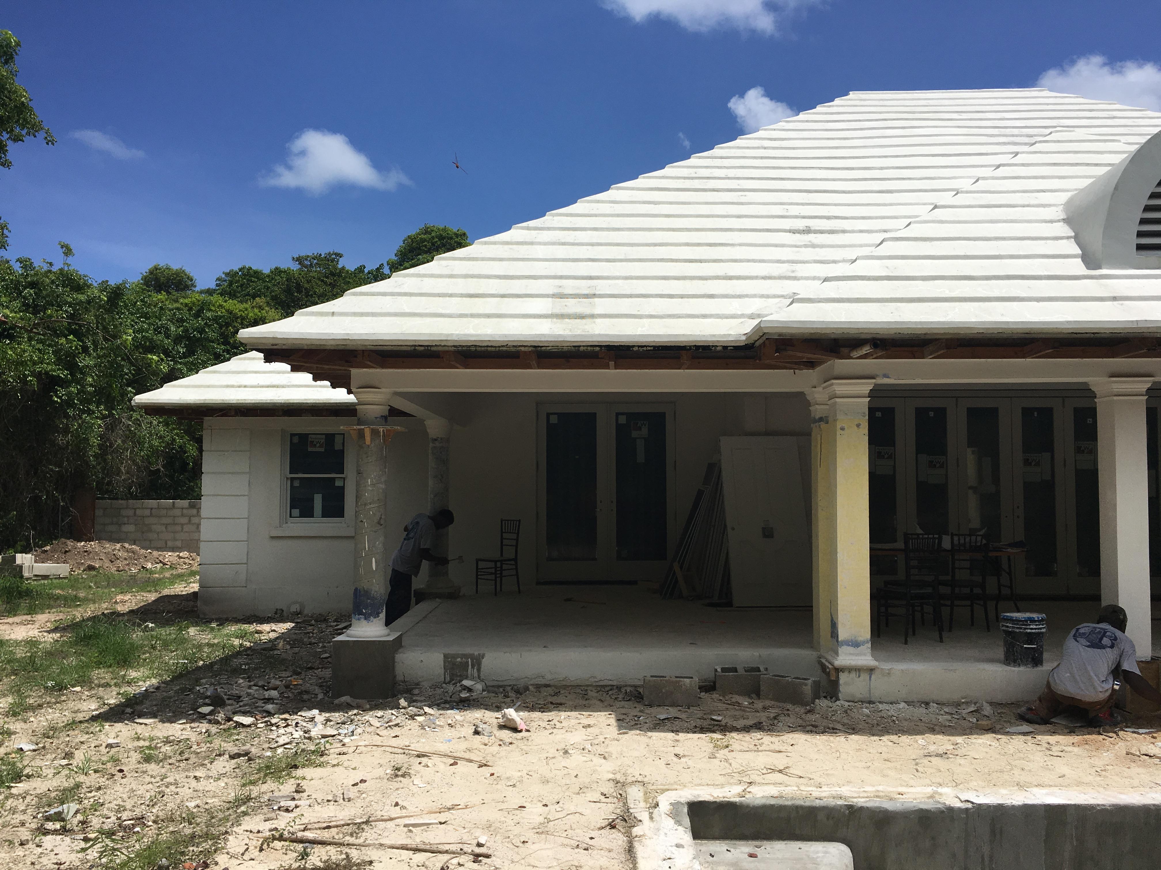 Lyford home pineapple house restoration for Restoration house